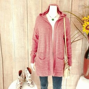 American Eagle Outfitters knit open front cardigan